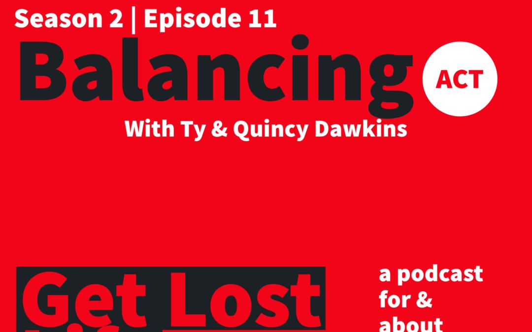 Balancing Act GLL011
